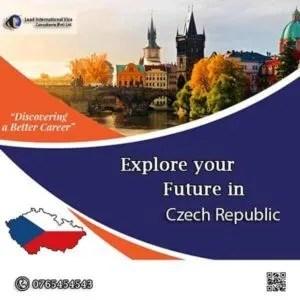Settle down in Czech Republic