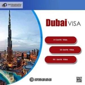 Visit and Tourist Visas