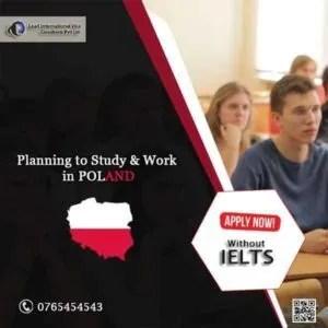 Student Visa to Poland