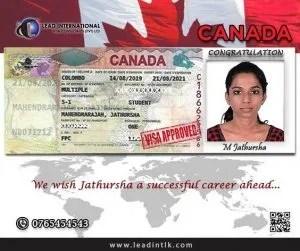 Jathursha Canada