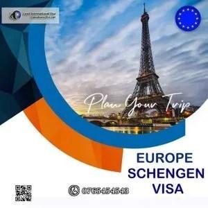 europe schengan visa