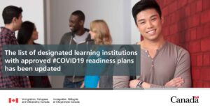 Canada International Students DLI Approval