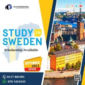 Study Abroad Scholarships for Sweden
