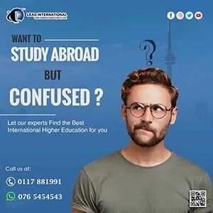 study abroad Advanced Level
