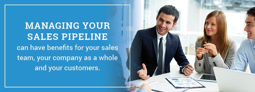 Managing Sales Pipeline