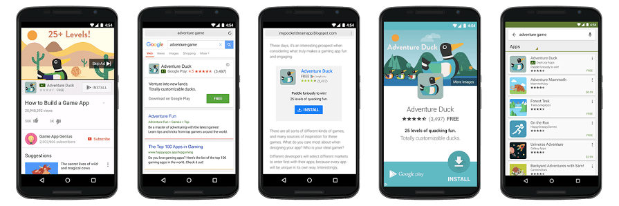 Universal App Campaign - what is google adwords