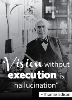 Edison Hallucination