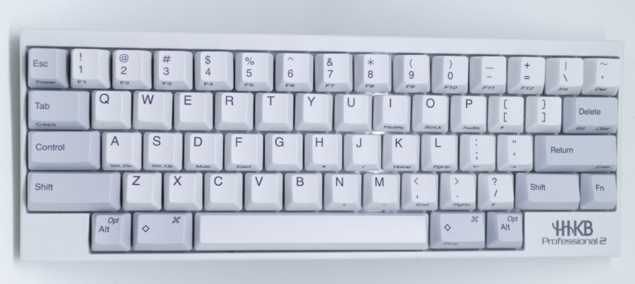 Happy Hacking Keyboard Professional 2 Review Leaf Core