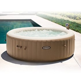Best Hot Tubs: Intex 85in PureSpa Portable