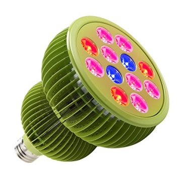 TaoTronics TT-GL23 LED Grow Light Review