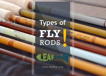 Fly Rod Types in term of Material