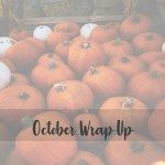October wrap up cover image