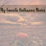 My favorite Halloween movies cover image