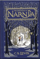 winter book cover the chronicles of narnia