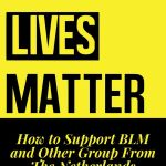 how to support BLM cover image