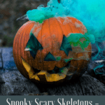 spooky scary skeletons cover image