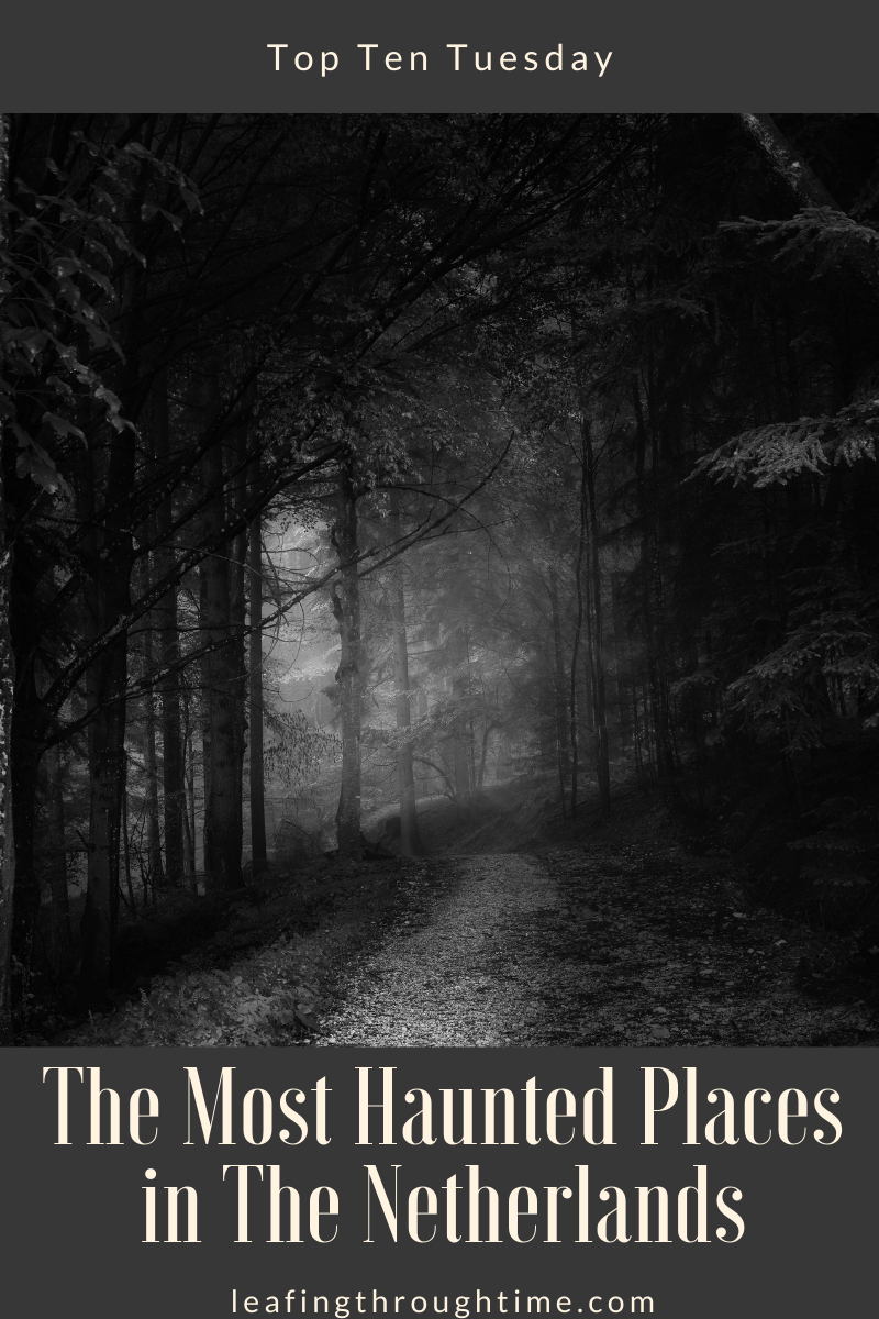 TTT – The Most Haunted Places in NL!