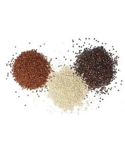 Buy Organic Quinoa Royal Red / Black / White Online