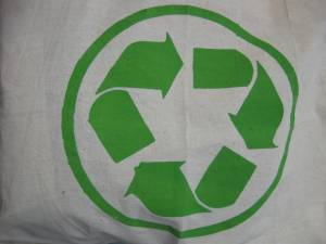 Recycled Logo Bag
