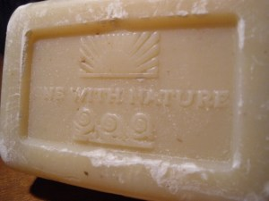 One With Nature Soap review