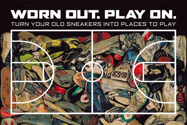 Nike Reuse-a-Shoe Program | Leafygreen.info