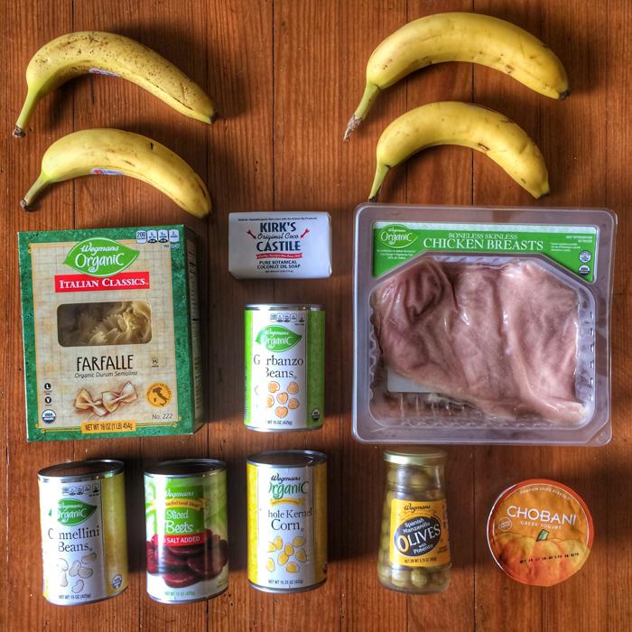 Wegmans Zero Waste Food Haul