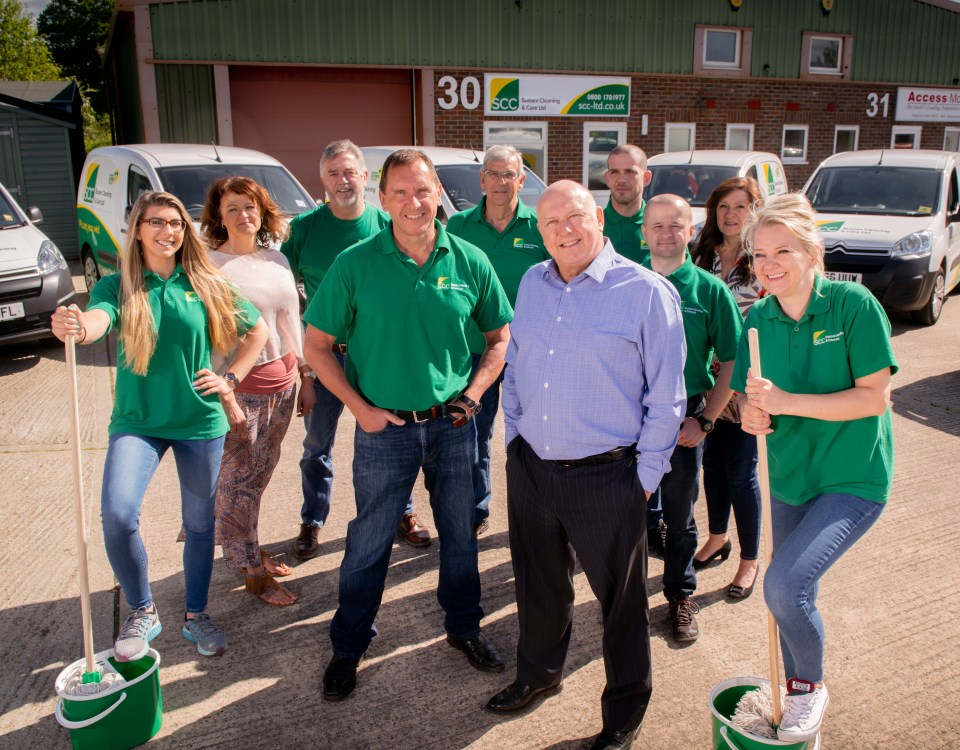 Sussex Cleaning and Care