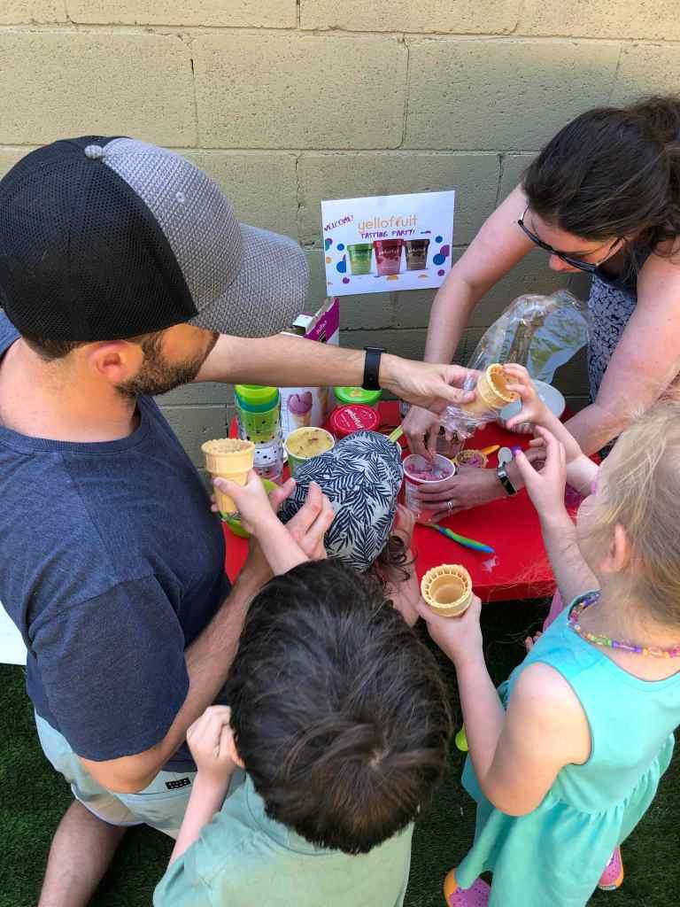 Yellofruit Tasting Party