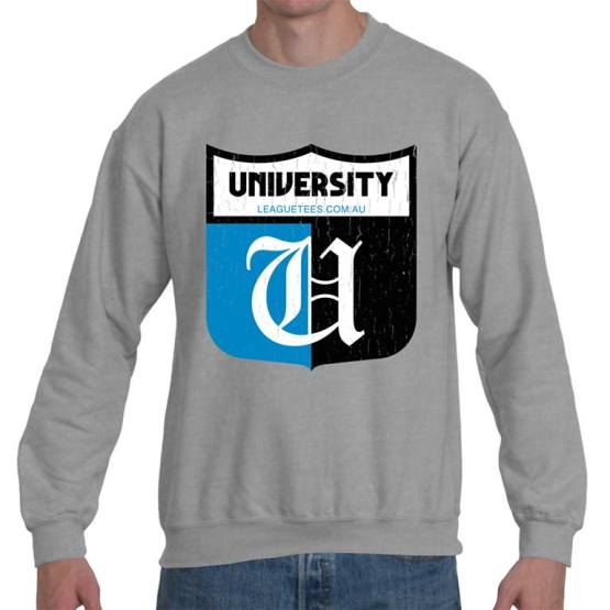 University football club vintage sweatshirt