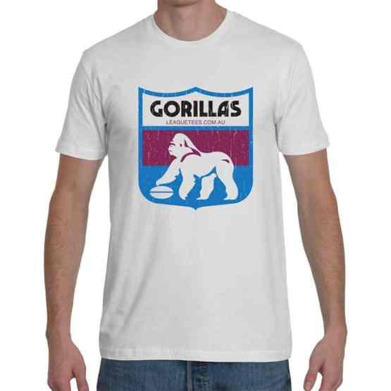Fitzroy gorillas vintage t shirt