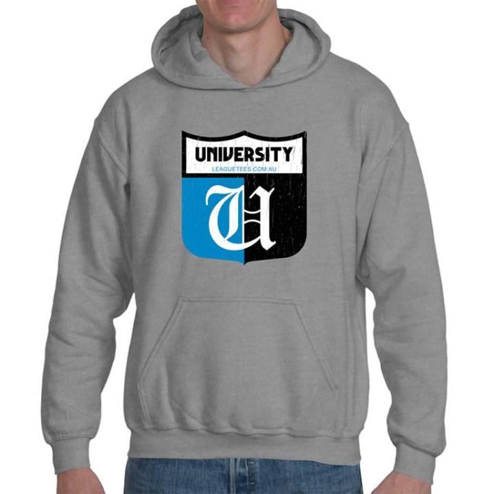University football club hoodie
