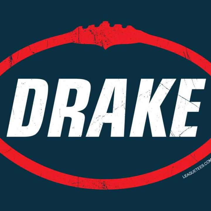 Drake footy jumper