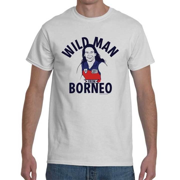 The Wild Man from Borneo