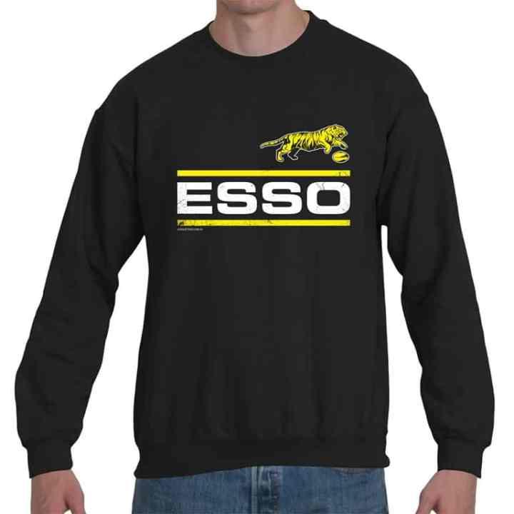 esso tigers sweater