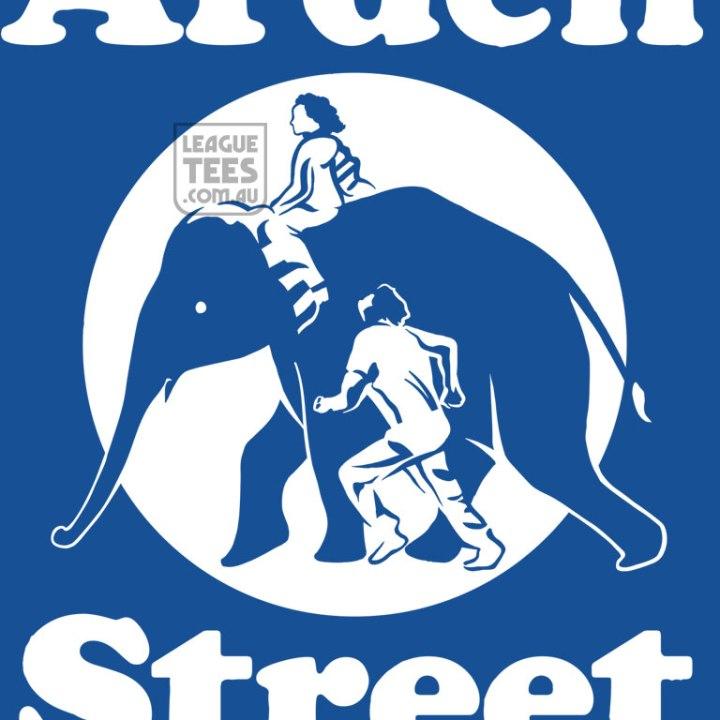 arden-street elephant north melbourne