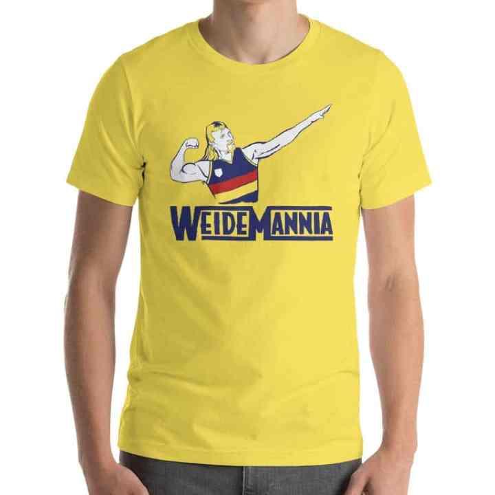 Wayne Weidemann tshirt