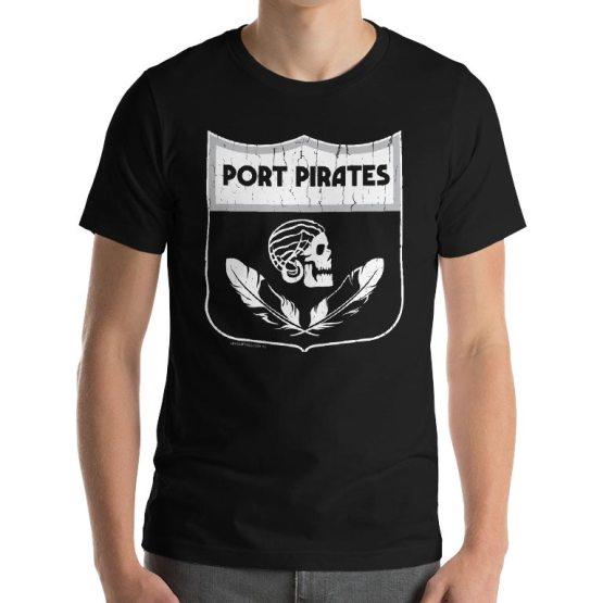port pirates adelaide football retro shirt