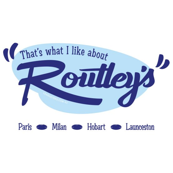 routleys tasmania frontbar