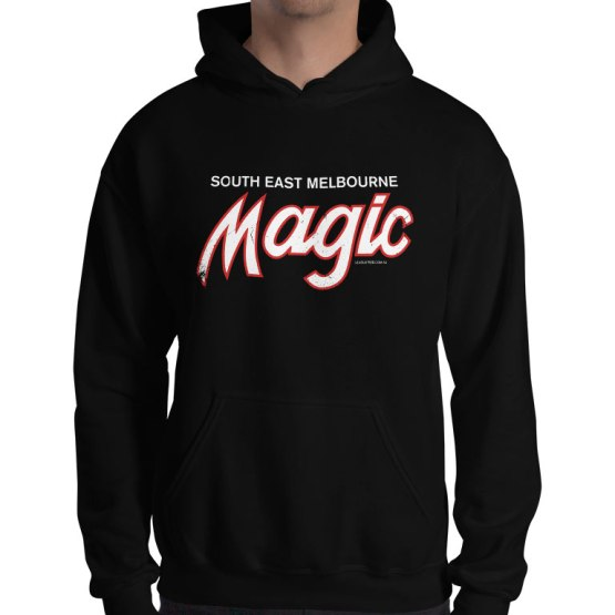 magic south east melbourne basketball hoodie