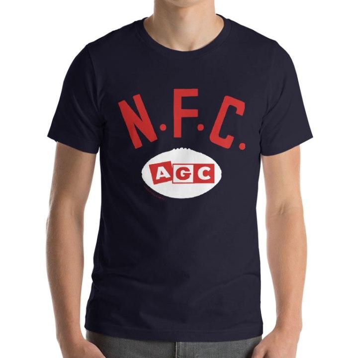 norwood football t-shirt