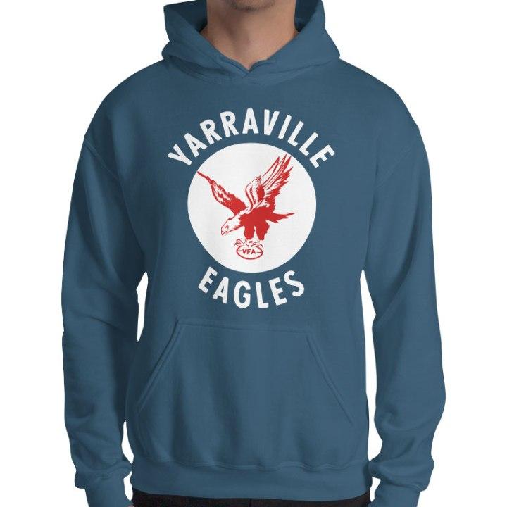 Yarraville Eagles VFA footy jumper