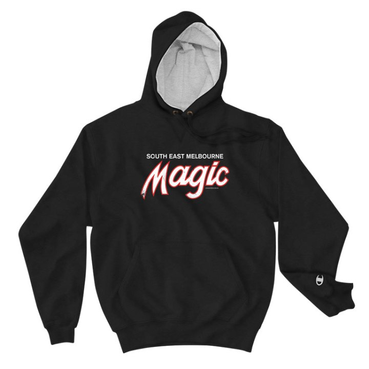 south east melbourne magic retro hoodie