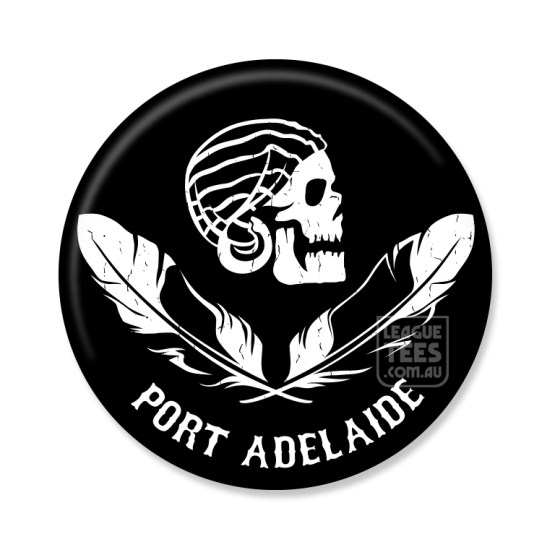 port adelaide vintage football badge