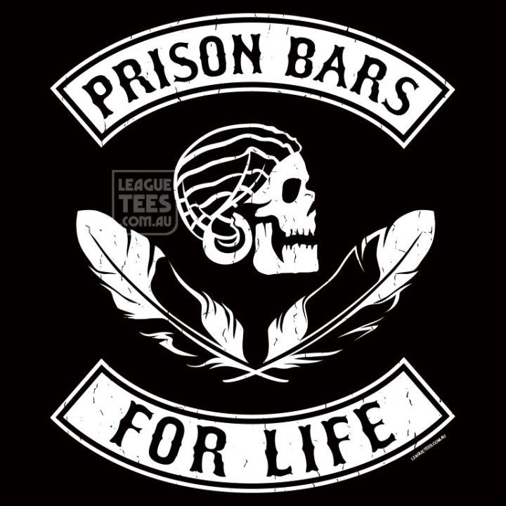 prison bars jumper