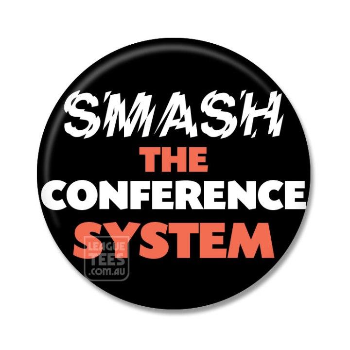 smash the aflw conference system