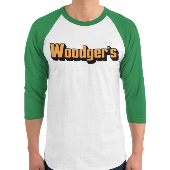 woodgers canberra cotton retro jersey