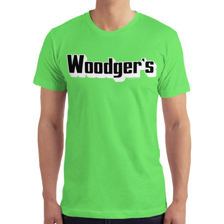 woodgers canberra rugby jersey shirt