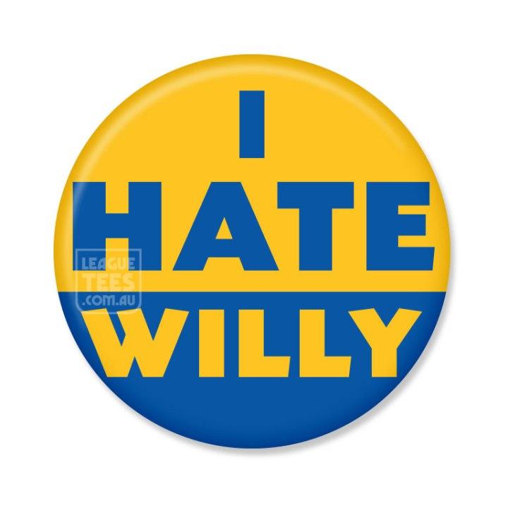 I Hate Williamstown abdge