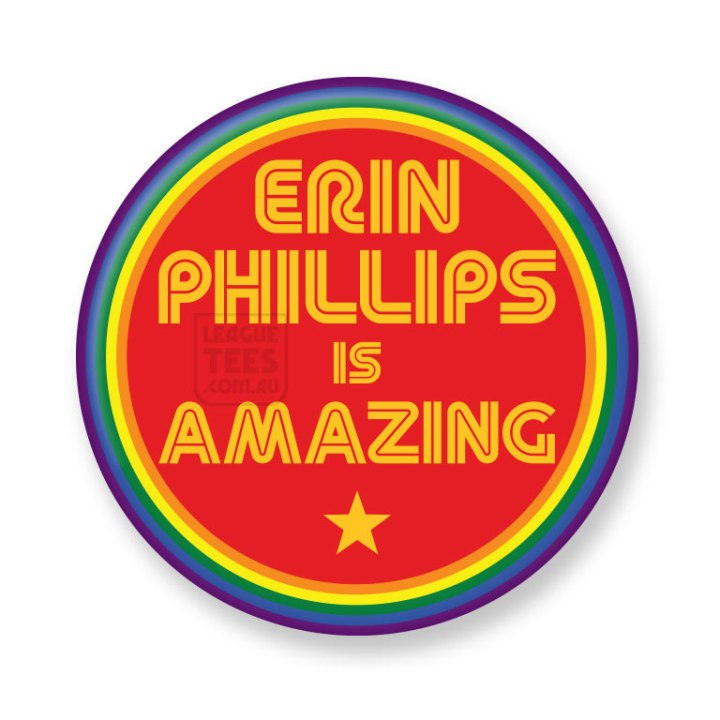erin phillips is amazing