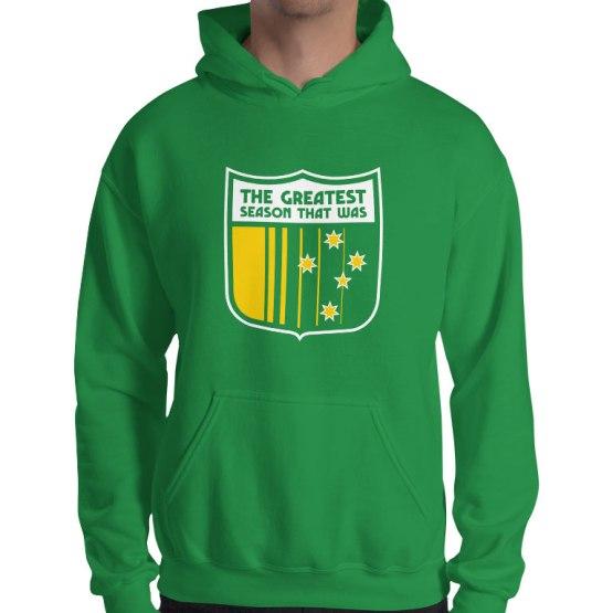 Australia A cricket hoodie